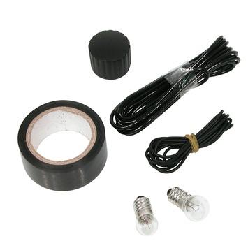Fietsverlichting reparatieset
