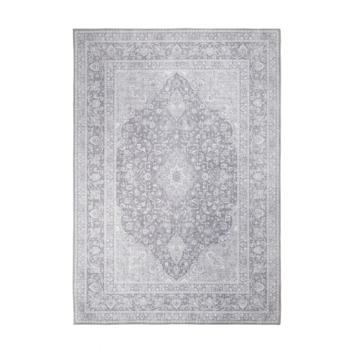 Ordos Vloerkleed grijs 160x230 cm