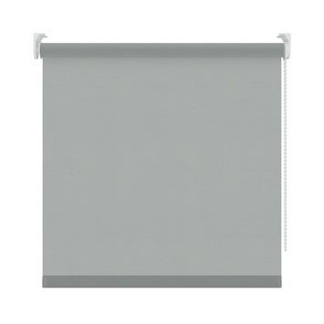 KARWEI rolgordijn lichtdoorlatend structuur licht grijs (5681) 90 x 190 cm