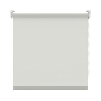 KARWEI rolgordijn lichtdoorlatend structuur wit (5695) 150 x 190 cm