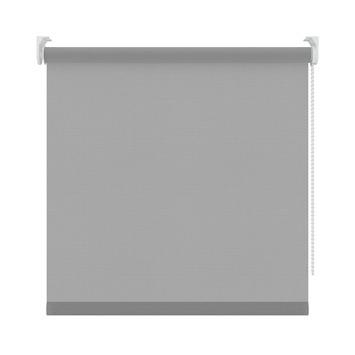 KARWEI rolgordijn lichtdoorlatend structuur grijs (5696) 210 x 190 cm