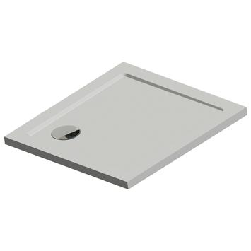 Get Wet Douchebak Fusion Vierkant Inbouw 80x80x4 cm