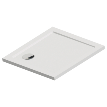 Get Wet Douchebak Fusion Vierkant Inbouw 90x90x4 cm