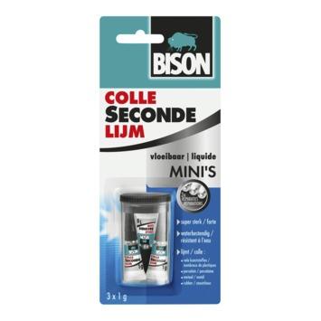 Bison secondelijm super compact 2,4 g