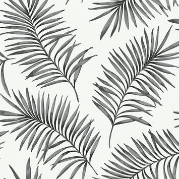 Vliesbehang scandi grijs (dessin 106998)
