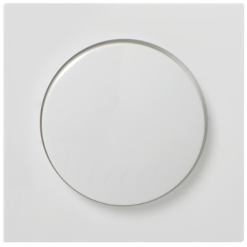 KARWEI Zenith centraalplaat dimmer wit