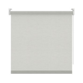 KARWEI rolgordijn lichtdoorlatend natuurvezel wit (3668) 150 x 190 cm