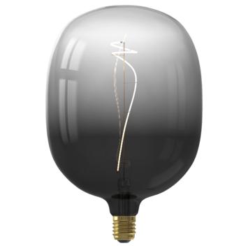 Calex AVESTA LED Giant E27 4W titanium dimbaar
