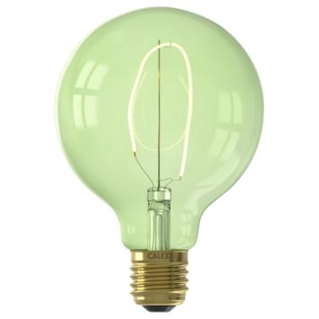 Calex NORA LED Globe G95 E27 4W groen dimbaar