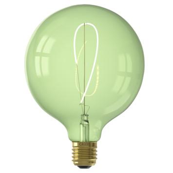 Calex NORA LED Globe G125 E27 4W groen dimbaar