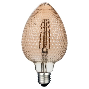 Handson E27 LED lamp 10 cm warm wit