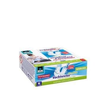 BISON VOCHTVRETER AMBIANCE MAGNET NEUTRAL 450GR A0