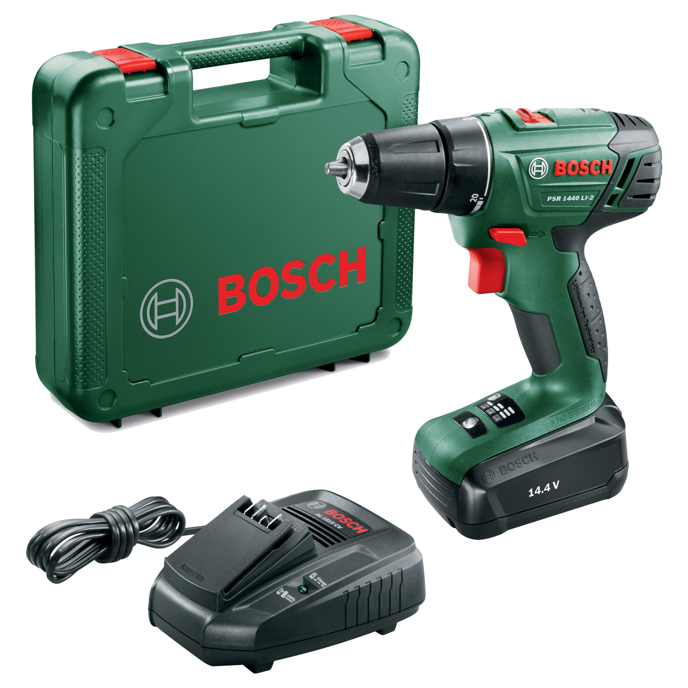 Bosch accuboormachine PSR1440 LI-2