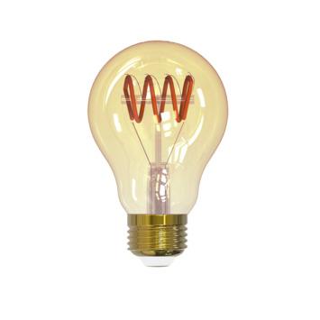 Handson LED peer E27 5W=25W 250LM gold dimbaar