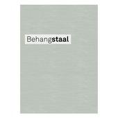 Behangstaal vliesbehang litho uni groen (dessin 106744)