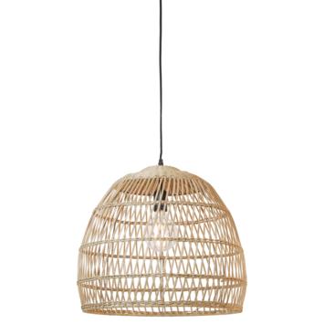 Hanglamp Lavani Ø46 cm rotan mat naturel