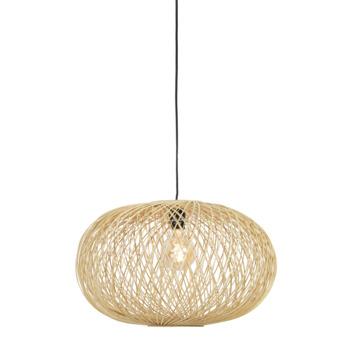 Hanglamp  Lenni Ø55x35 cm rotan naturel