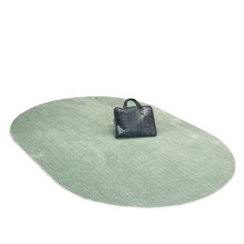 Cesena Vloerkleed Groen  ovaal 160x230 cm