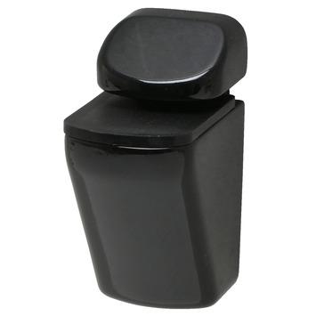 Duraline plankdrager clip mini zwart