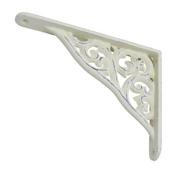 Duraline plankdrager baroque wit 15x19 cm