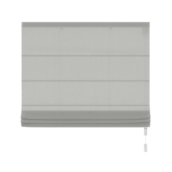 KARWEI vouwgordijn lichtdoorlatend wit (2117) 180x180 cm