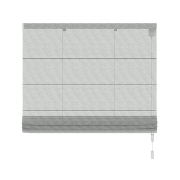 KARWEI vouwgordijn transparant grijs gemêleerd (2018) 180x180 cm