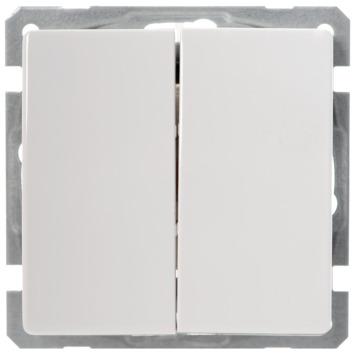 KARWEI Solis serieschakelaar wit