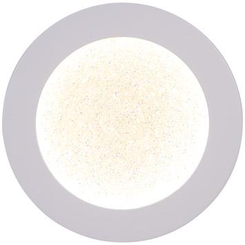 KARWEI plafonnière Glitter wit