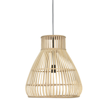 Hanglamp Tjerk Ø46x51 cm rotan naturel