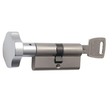 NEMEF veiligheidsknopcilinder NF2 30/30 mm SKG 2-sterren
