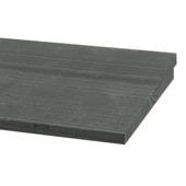 Zweeds rabatdeel Douglas grijs ca. 1,2/2,7x19x300 cm