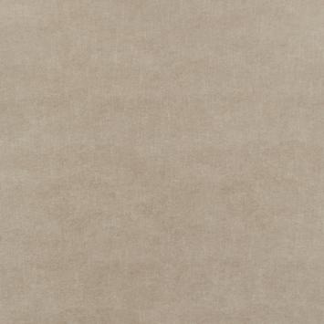 Le Noir & Blanc textielbehang Cambridge zand 130 cm breed, per meter