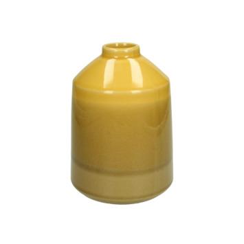 Vaas steen geel
