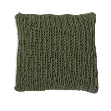 Kussen Ruth 45x45 groen