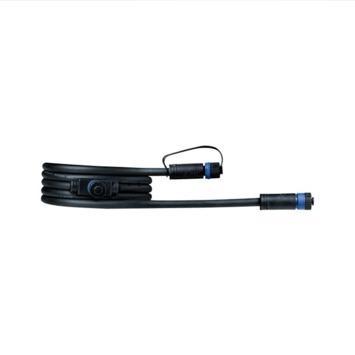Paulmann Plug & Shine kabel IP68 2 meter zwart