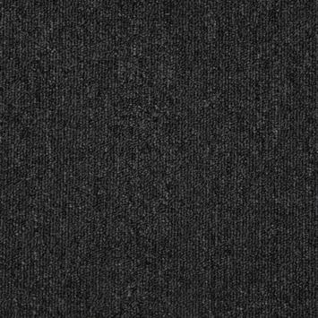 Kleurstaal tapijt kamerbreed  Bristol Carbon