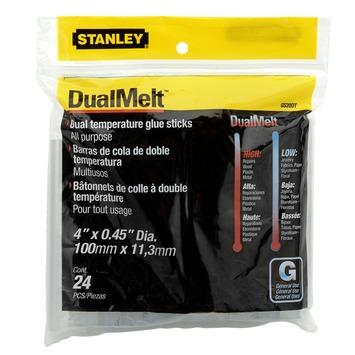 Stanley lijmstick 11,5mm 24 stuks