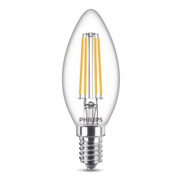 Philips LED lamp E14 60 watt