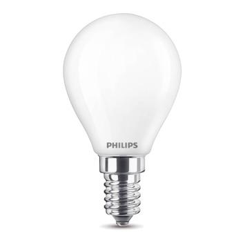 Philips LED lamp E14 25 watt 2 stuks