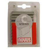 Novus nieten smalrug C4 12 mm 1100 stuks