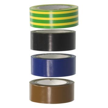Handson Isolatieband PVC 4-delig