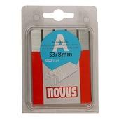 Novus nieten dundraad A53 8 mm 1000 stuks
