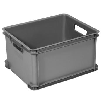 Curver Klassieke Unibox 30L zilver