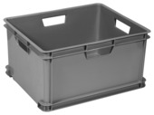 Curver Klassieke Unibox 60L zilver