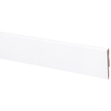 CanDo muurplint blok wit gegrond 1280 clip 240 cm