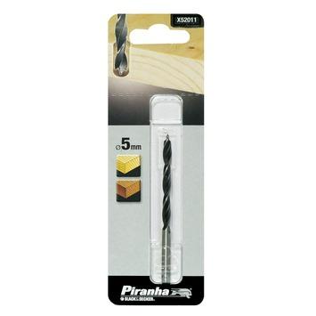 Piranha houtspiraalboor X52011 5 mm
