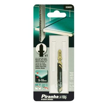 Piranha decoupeerzaagblad X26051 T-schacht voor keramiek