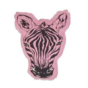 Kussen Zebra 40 cm