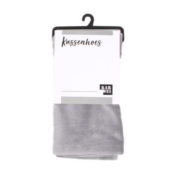 Hoes Alexander 45x45 grijs