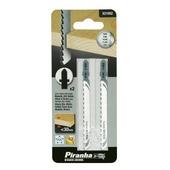 Piranha decoupeerzaagblad X21052 U-schacht (2 stuks) voor hout